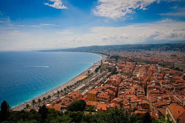Nice, la ville de toutes les langues : Anglais, Italien, Russe